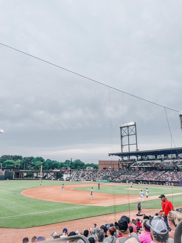 Dash Baseball Game