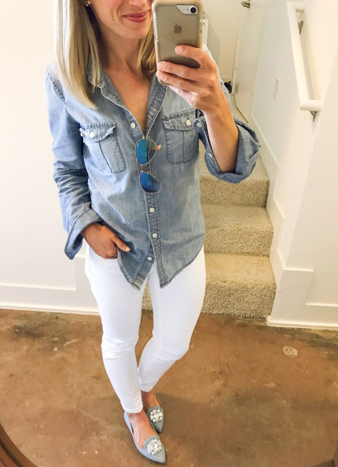 White Skinny Jeans   3 Must-Have Jeans