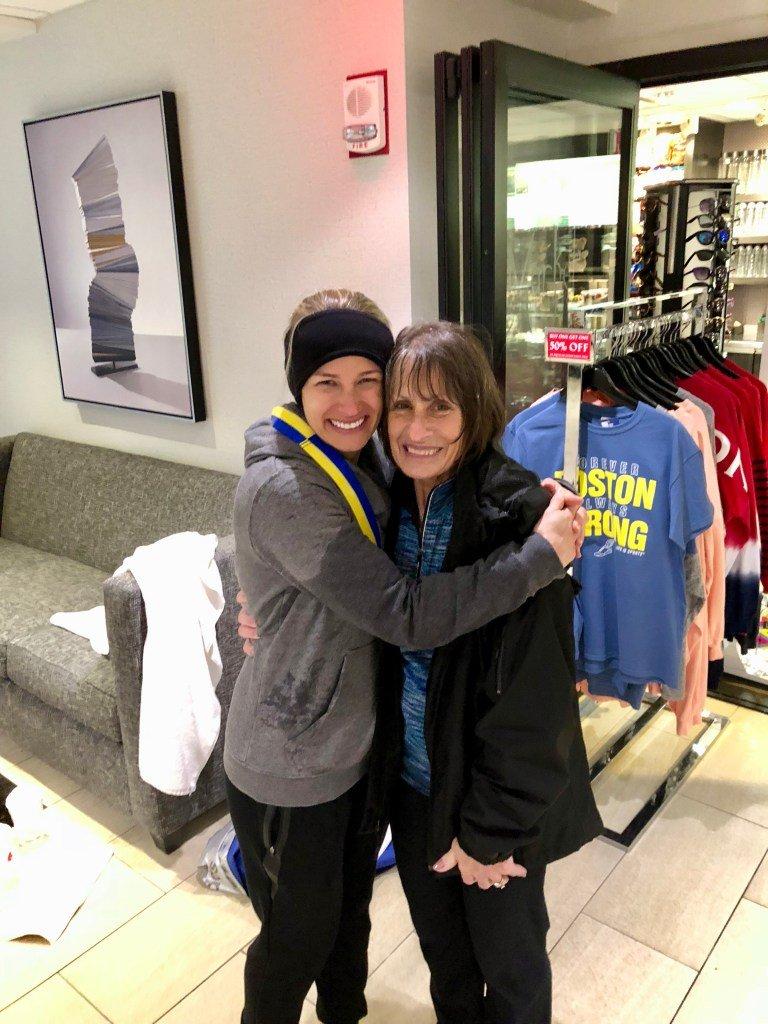first ever Boston Marathon