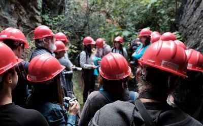 Visita al Cerro del Hierro