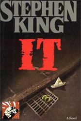 Copertina di It di Stephen King su Aforismi di un pazzo