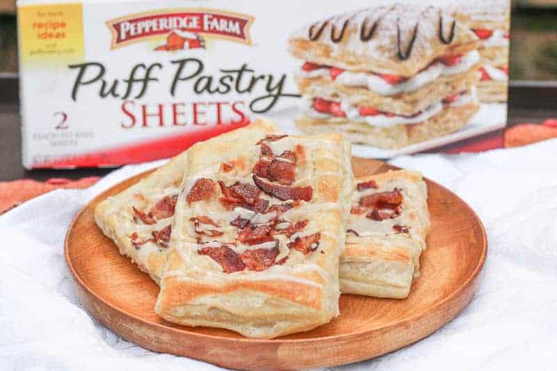 recipe: cream cheese puff pastry danish [34]