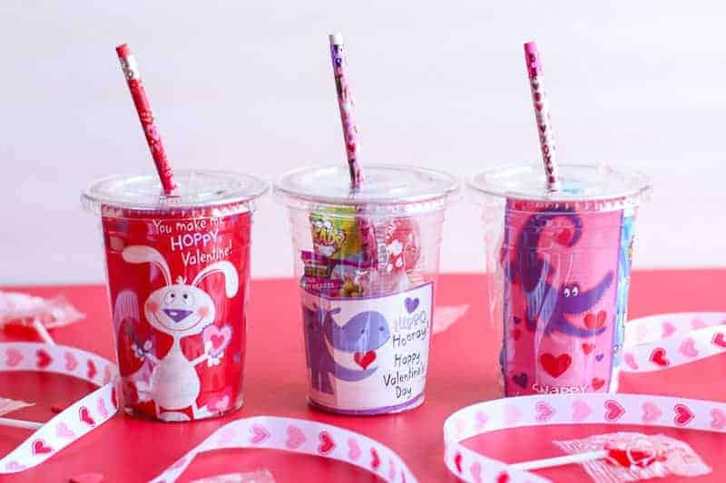 DIY Valentine's Day Gift for Classmates
