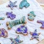 This is an easy recipe for Homemade Dog Treats that your dog will love. Break out your cookie cutters and have some fun. You are going to love making these dog treats for your furry family member!