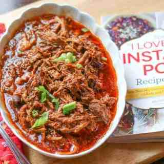 Instant Pot Hawaiian Pulled Pork