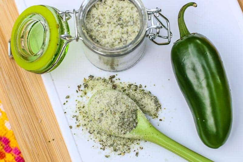 If you love jalapeño, you will LOVE this jalapeño salt!