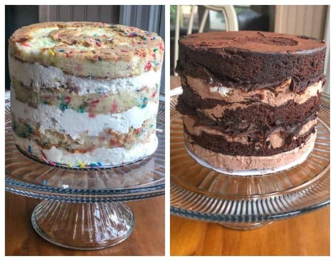 Milk Bar Cake Review Milk Bar Birthday Cake And Milk Bar Chocolate Malt Cake A Fork S Tale