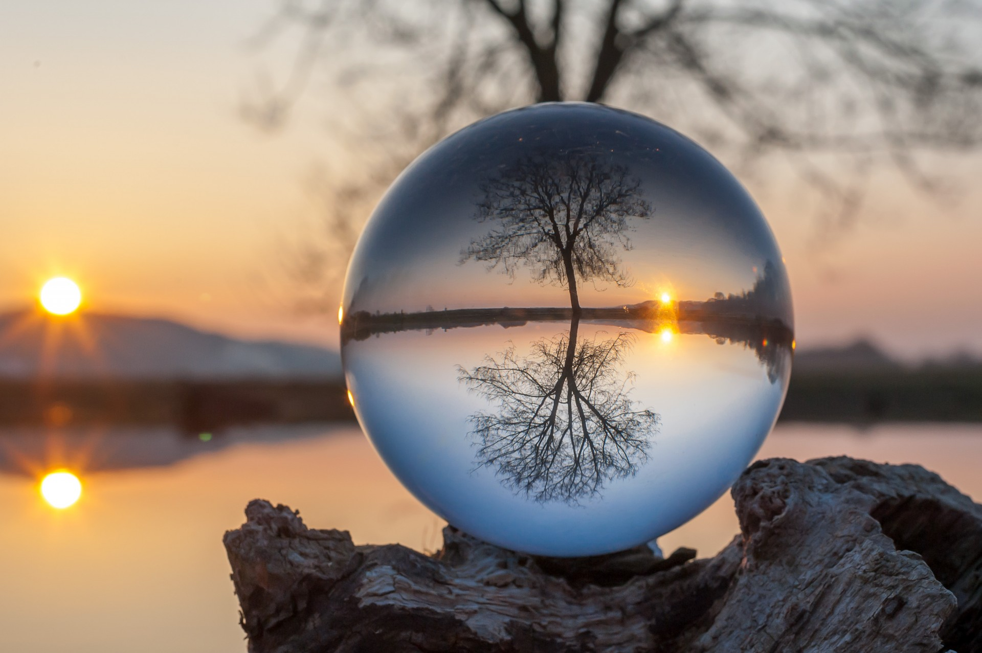 Photography 1001 : Crystal Ball Photography – T-Dimension