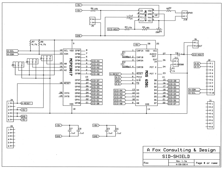 A Fox Consulting Amp Design