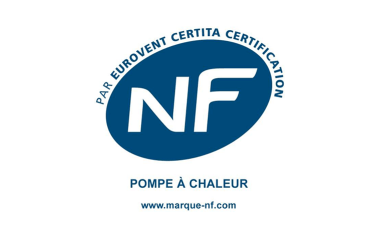 Logo NF Eurovent Certita Certification