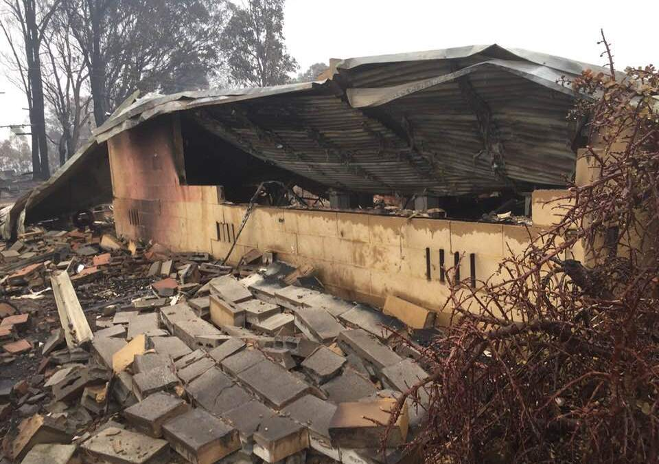 Funds start flowing to bush fire victims