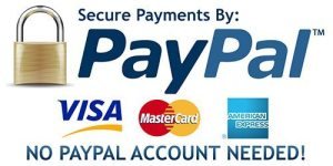 We're now accepting PayPal