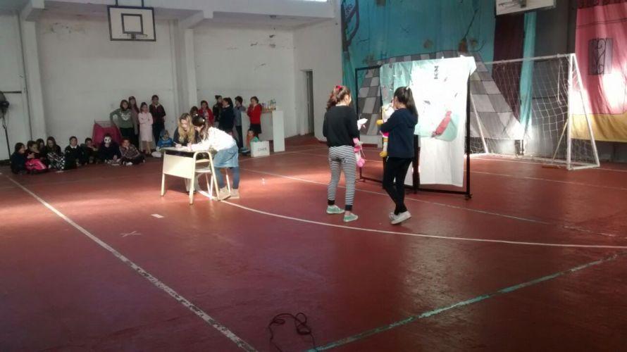 Taller de Expresión y Movimiento