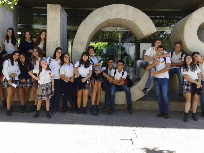 Visita a la UCSF