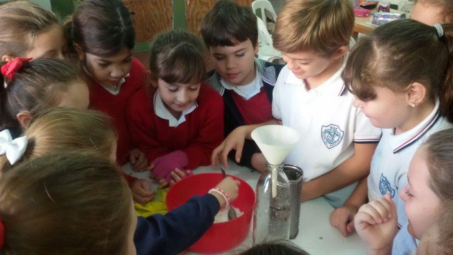 Experimento: Jabón líquido casero