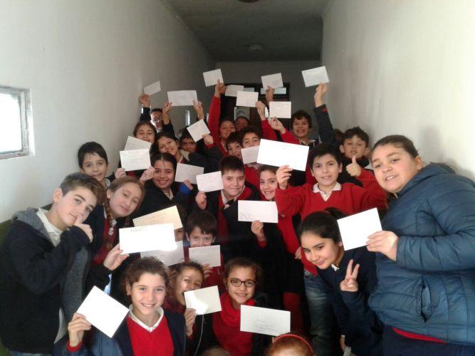 Visita al Correo Argentino
