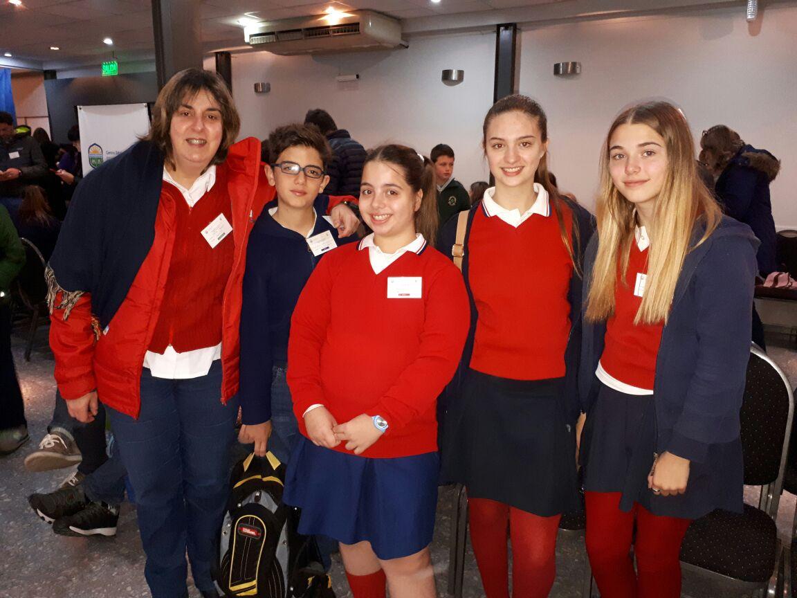 XXI Certamen Provincial de Olimpiadas Matemática Ñandu