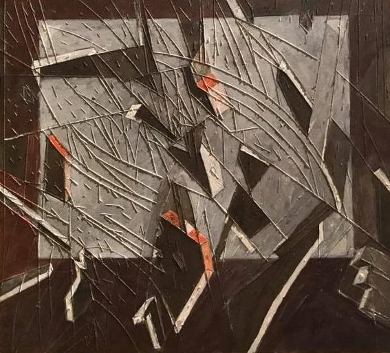 Muestra de Pinturas y Objetos de Álvaro Gatti