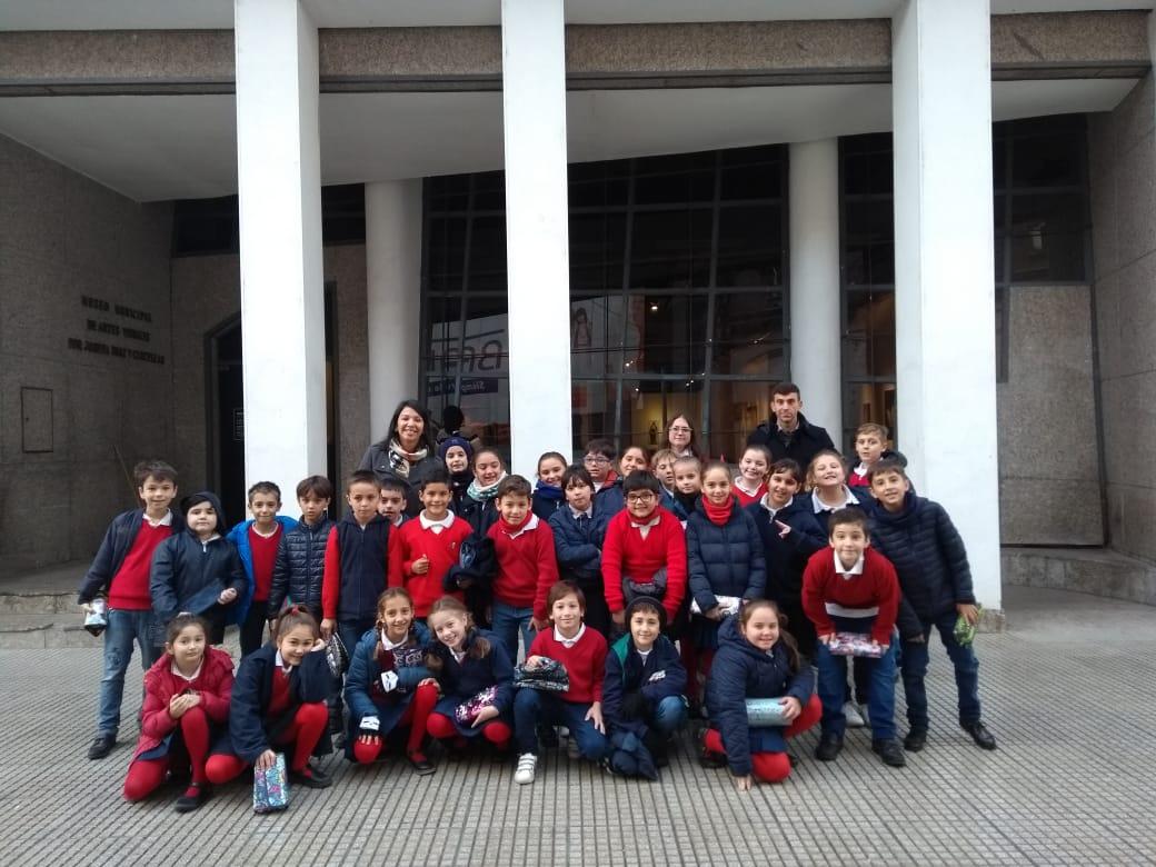 Visita al Museo Municipal «Sor Josefa Díaz y Clucellas»