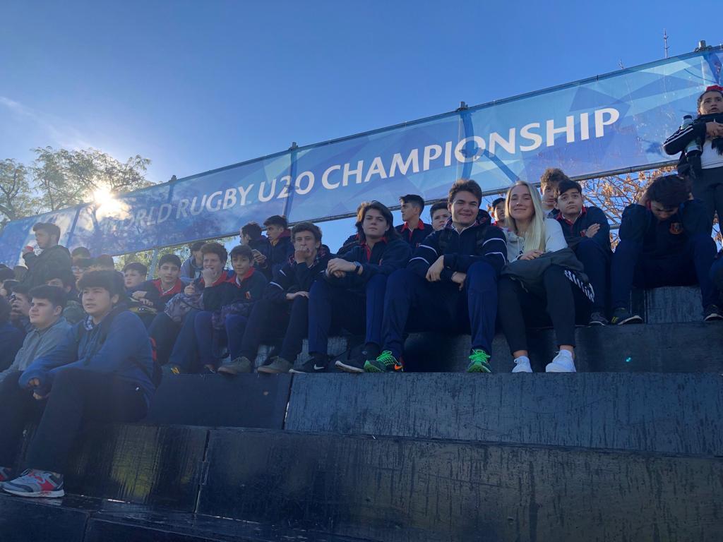 Mundial Juvenil de Rugby U20