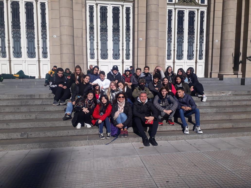 Viaje a la Ciudad Autónoma de Buenos Aires
