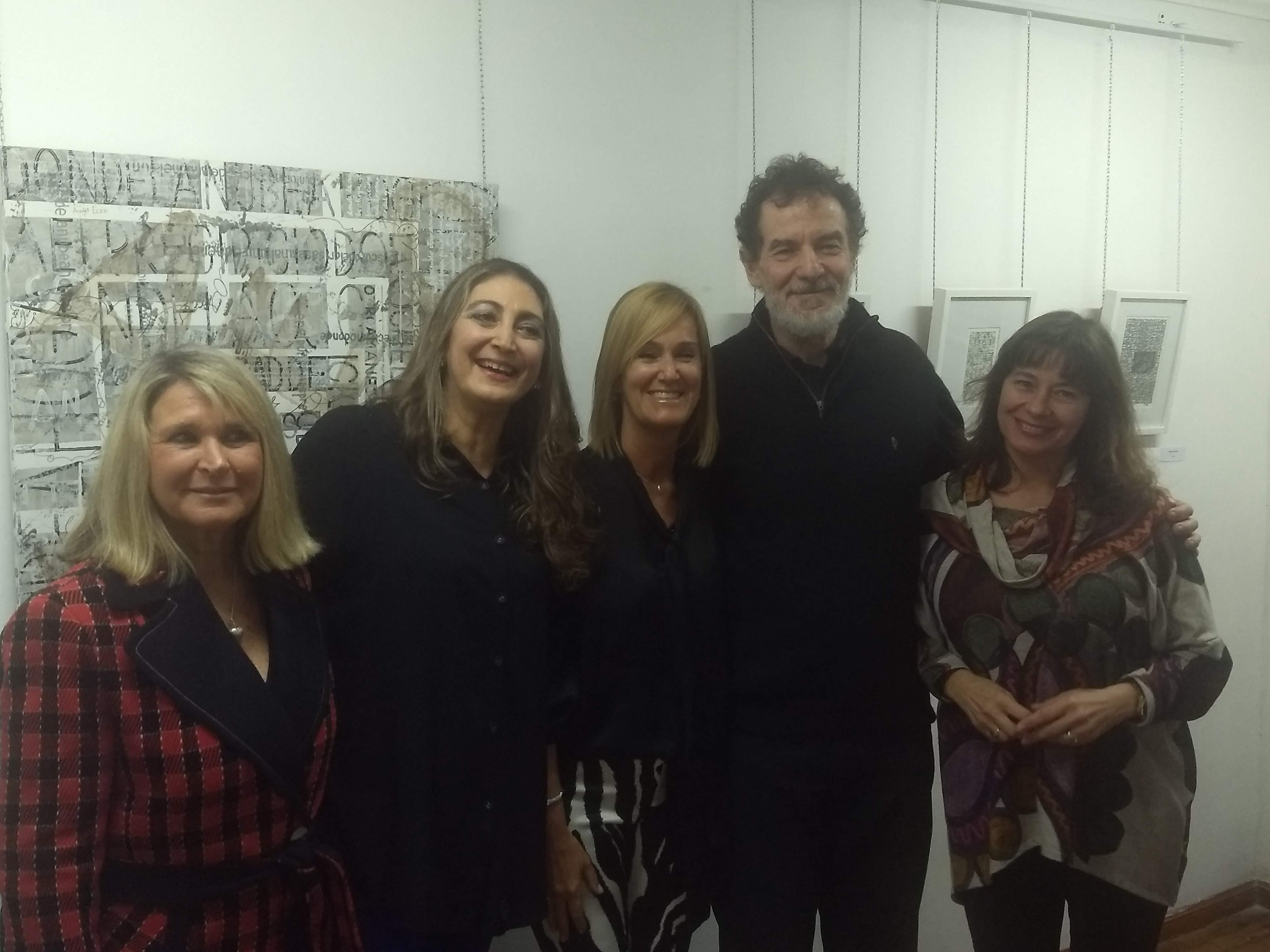 Inauguración de la la Muestra «By Paz» de Sergio Messing