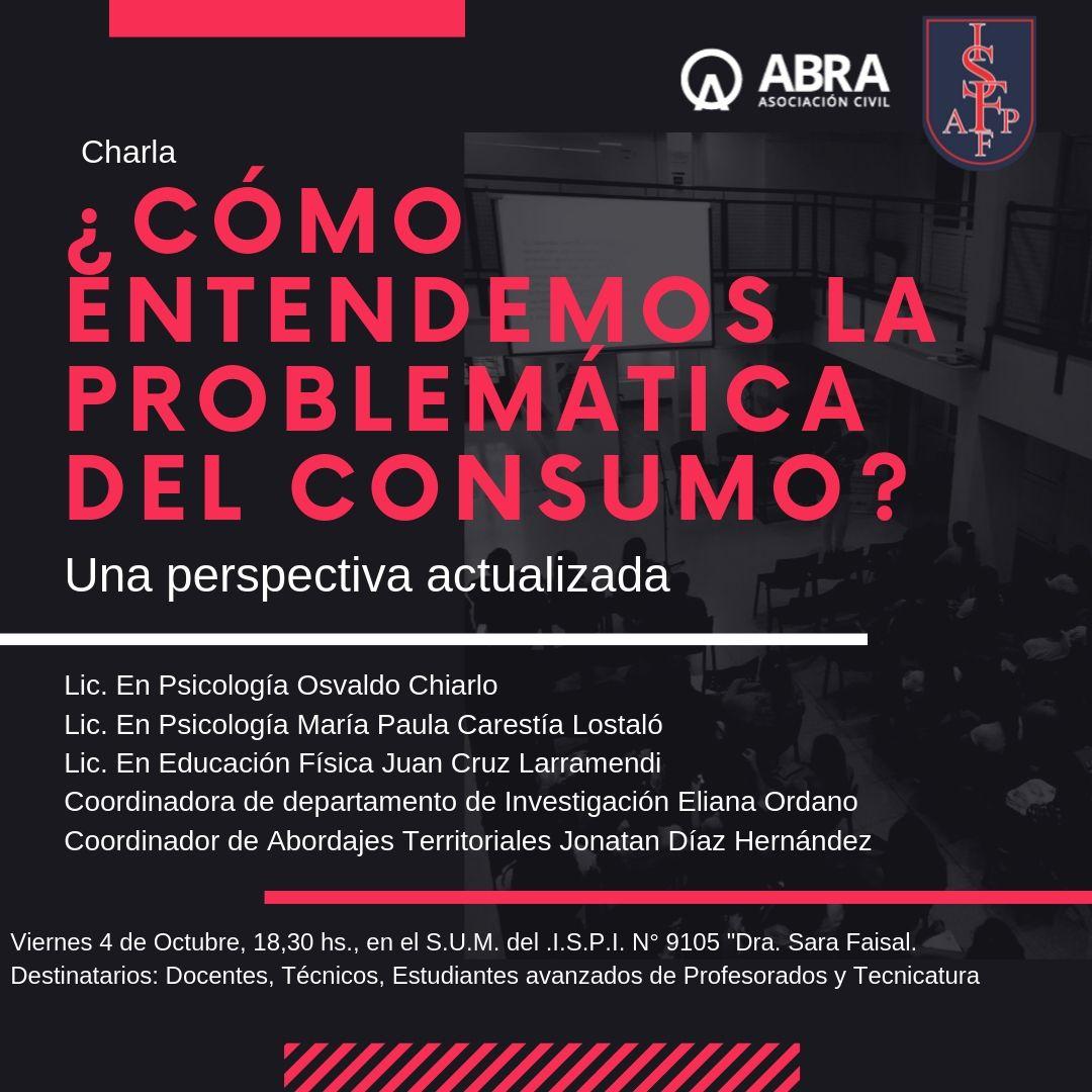 ¿Cómo entendemos la problemática del consumo? Una perspectiva actualizada