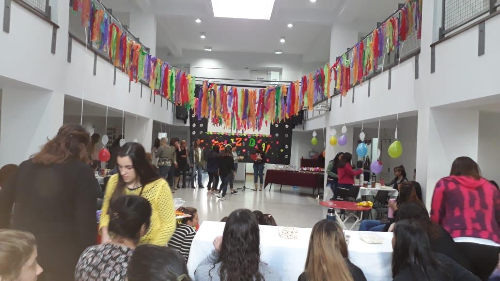 Festejos del día del Estudiante y del Profesor