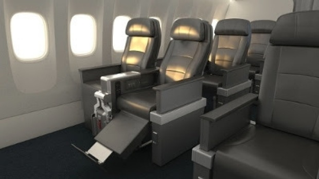 American Airlines will add premium economy class to most of its international aircraft from late 2016.