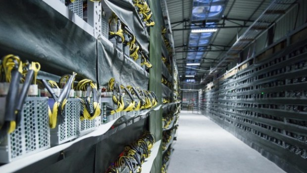 This Kangding  warehouse  houses around 10,000 super computers that solve  equations around the clock to produce Bitcoin.