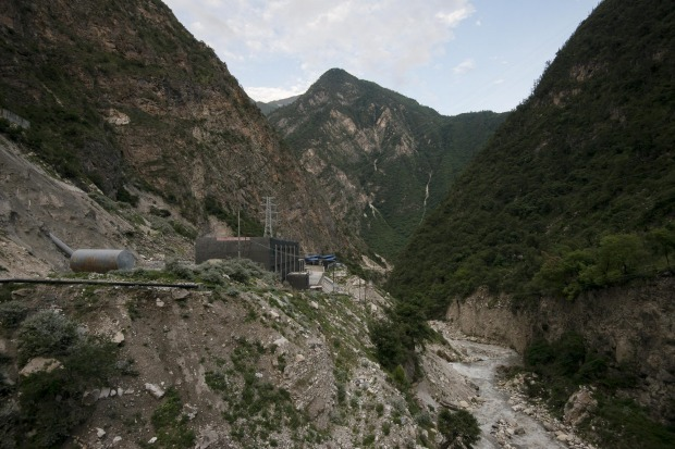 Bitcoin mining facilities have sprung up in the region due to its cheap hydro electricty.