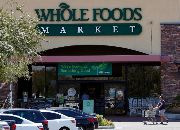 Democrats are doing well anywhere that is within 20 minutes of a Whole Foods, an upscale grocery store owned by Amazon.