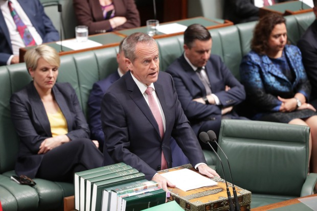 Opposition Leader Bill Shorten said abuse continued in Australia today, calling for the apology to promote meaningful change.