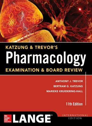 Cover Page of Katzung Board Review