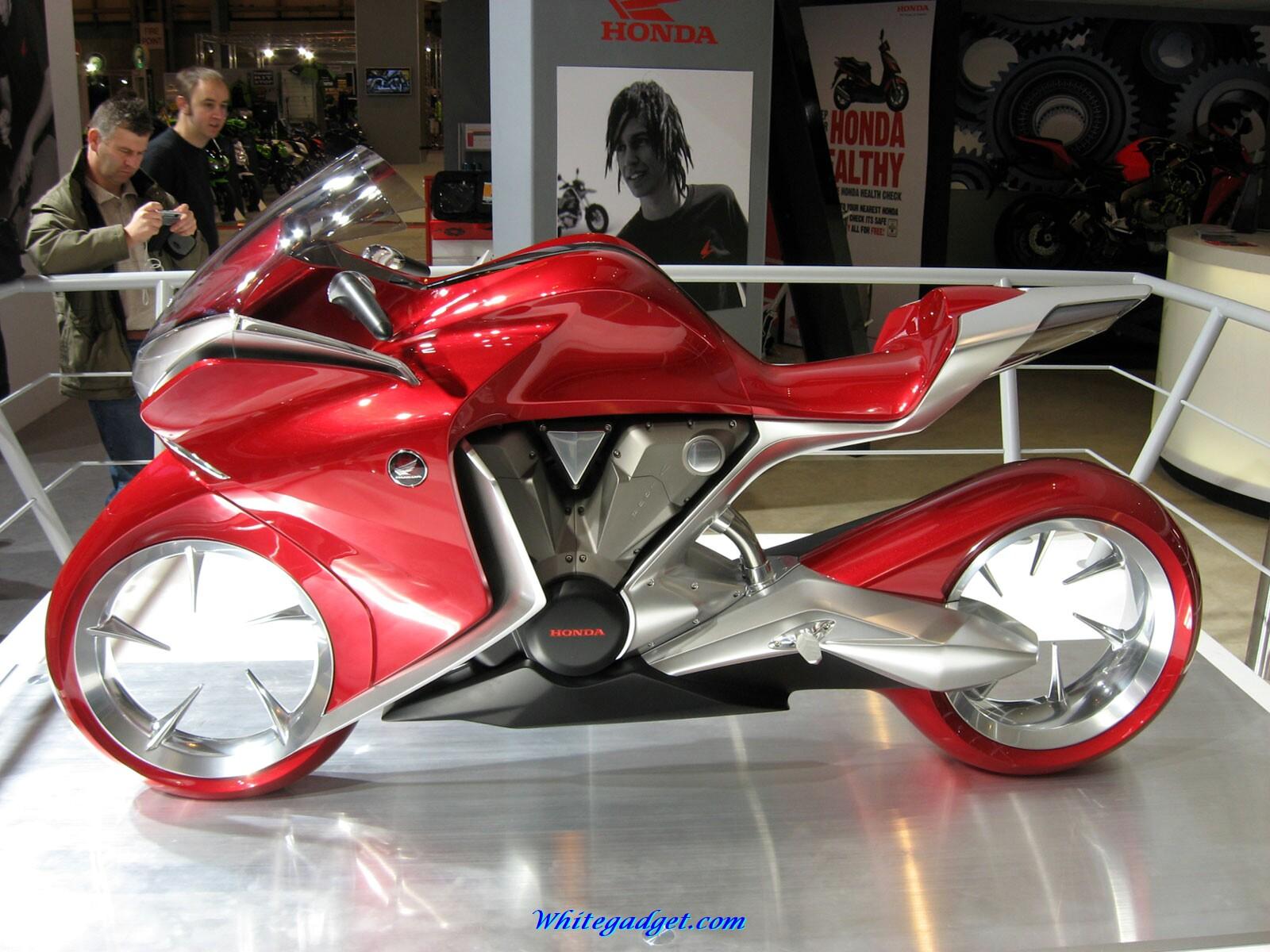 Honda VT4