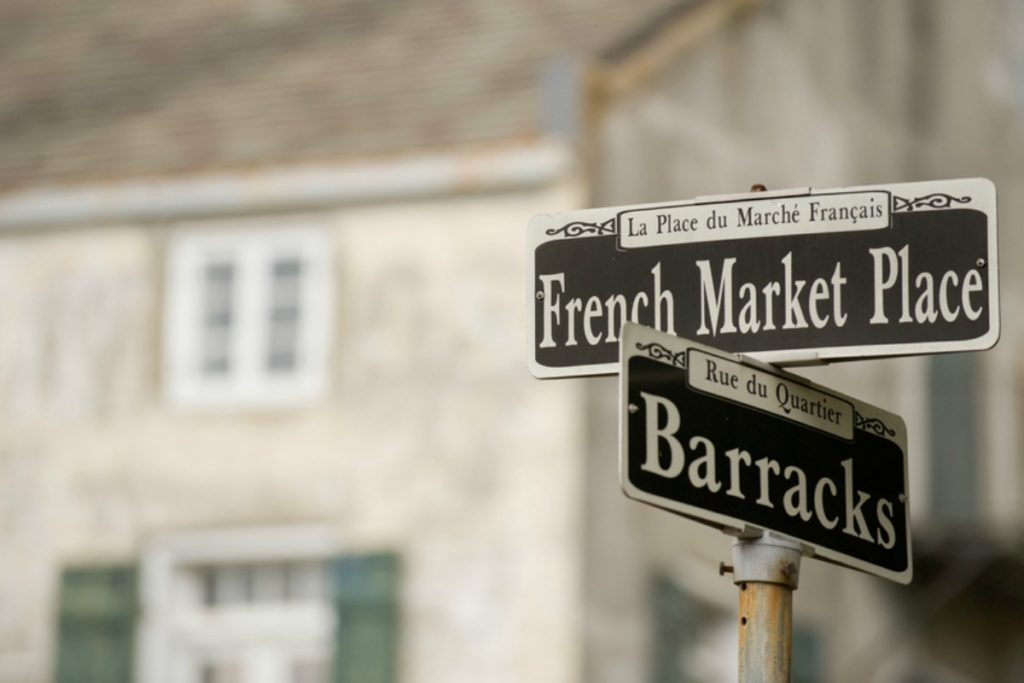 french vintage antique items a