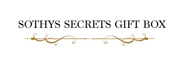 sothys secret box