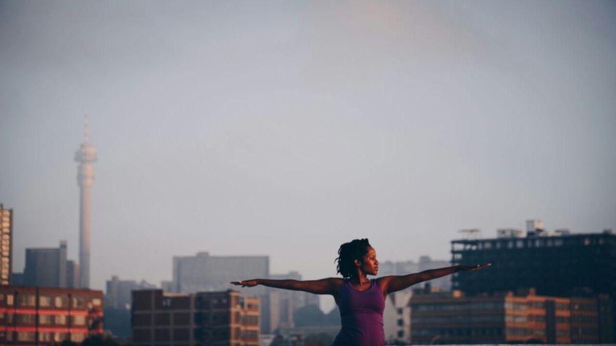 Johannesburg Rooftop Yoga