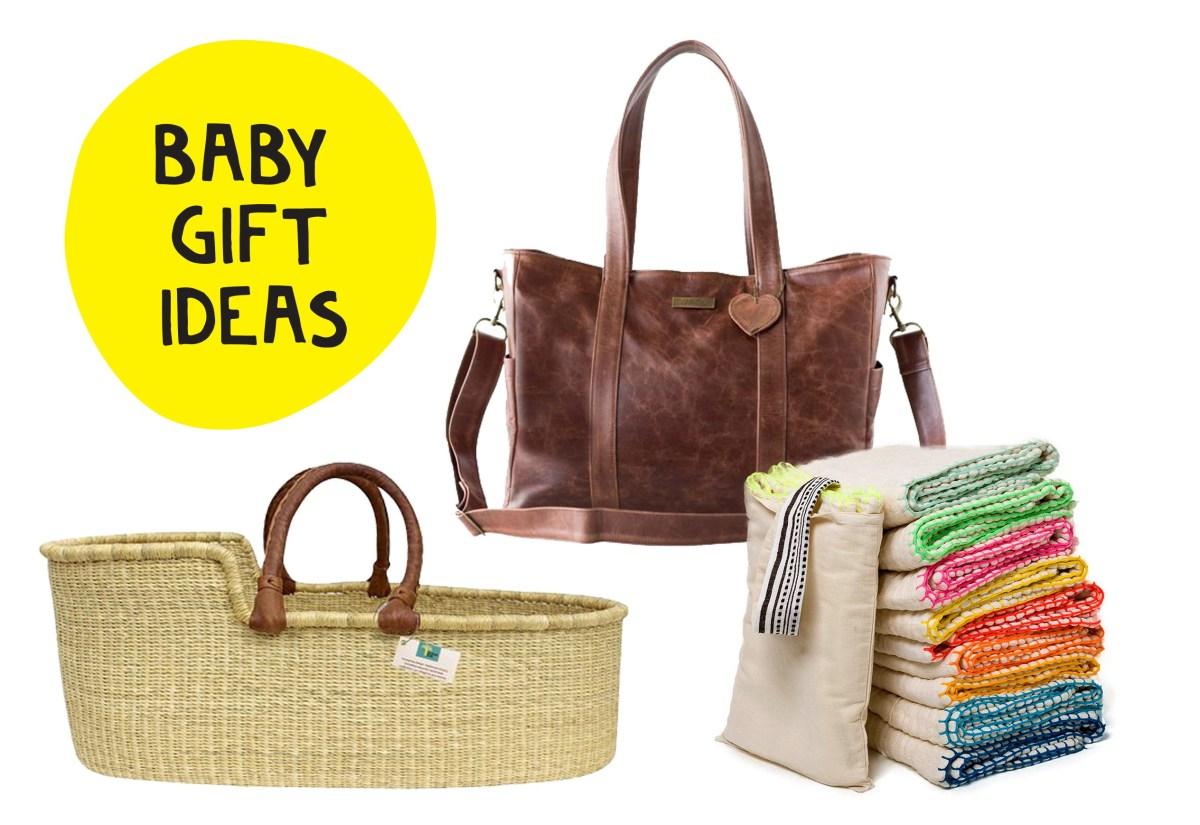 Buy African: baby gift ideas, made in Africa