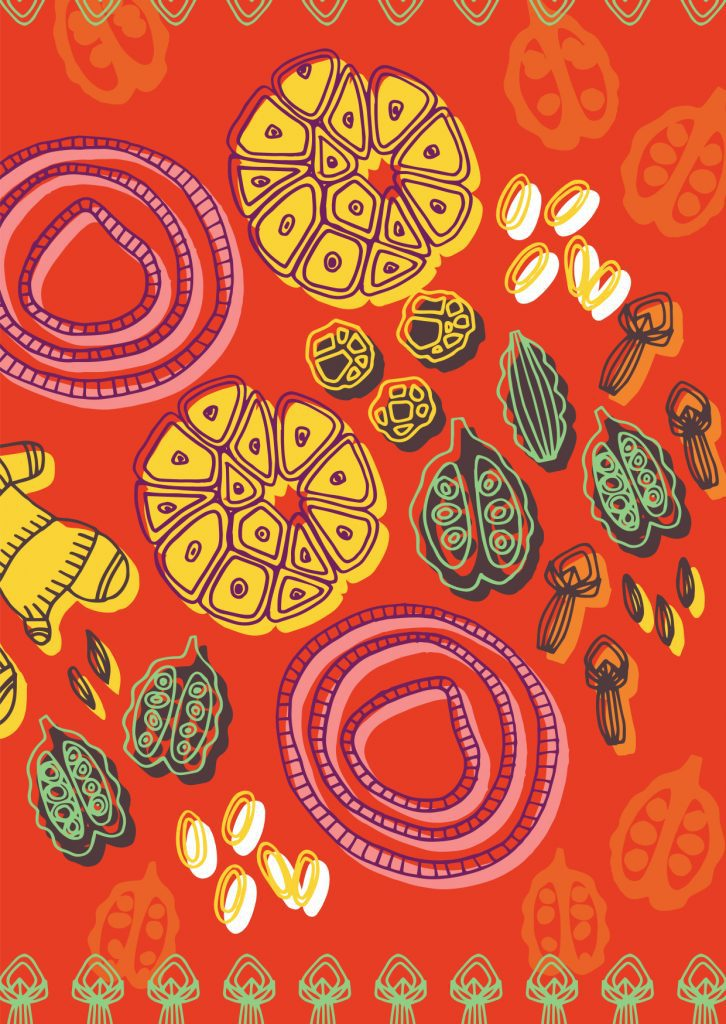East-African-Food-Pilau-Illustration-Lulu-Kitololo-726x1024