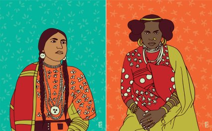 International-Womens-Day-Lulu-Kitololo-Illustrated-Portraits-2