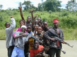 Child soldiers 2