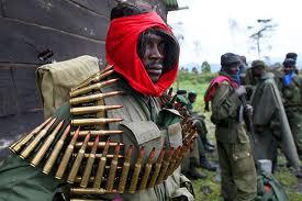 Miliziano con cartuccera