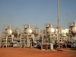 impianti petrolio