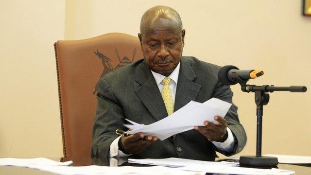 Firma Museveni