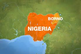mappa Borno