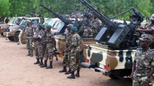 soldati camerun
