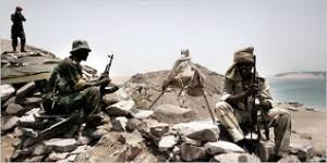 Militari al fronte