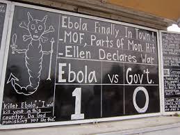 ebola vs government