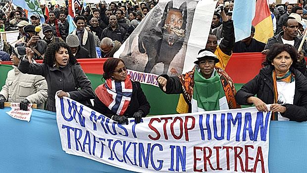 eritrea-protest